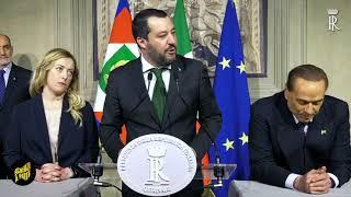 Matteo Salvini su Scherzi a parte.