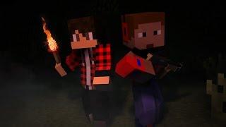 ДОМ С ПАРАНОРМАЛЬНЫМИ ЯВЛЕНИЯМИ в Minecraft [POV Machinima]