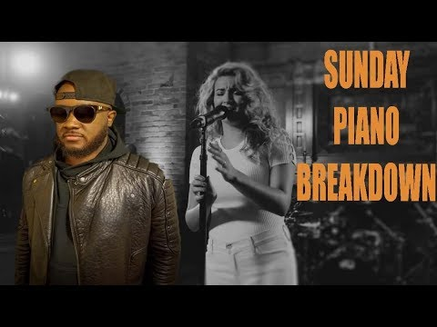 "TORI KELLY'S ""SUNDAY"" PIANO BREAKDOWN 