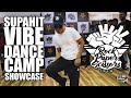 1234 Get On The Dance Floor | SUPAHIT (FAM.O.U.S Crew) | Vibe Dance Camp - Kochi