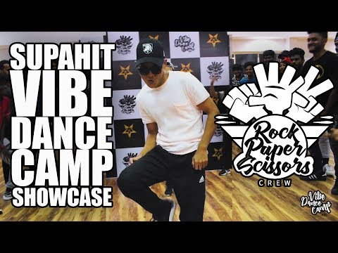 1234 Get On The Dance Floor  SUPAHIT FAMOUS Crew  Vibe Dance Camp  Kochi