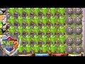 Plants vs Zombies 2 Knight Cactus Battlez with Multiplayer Brick League - Plantas Contra Zombies 2
