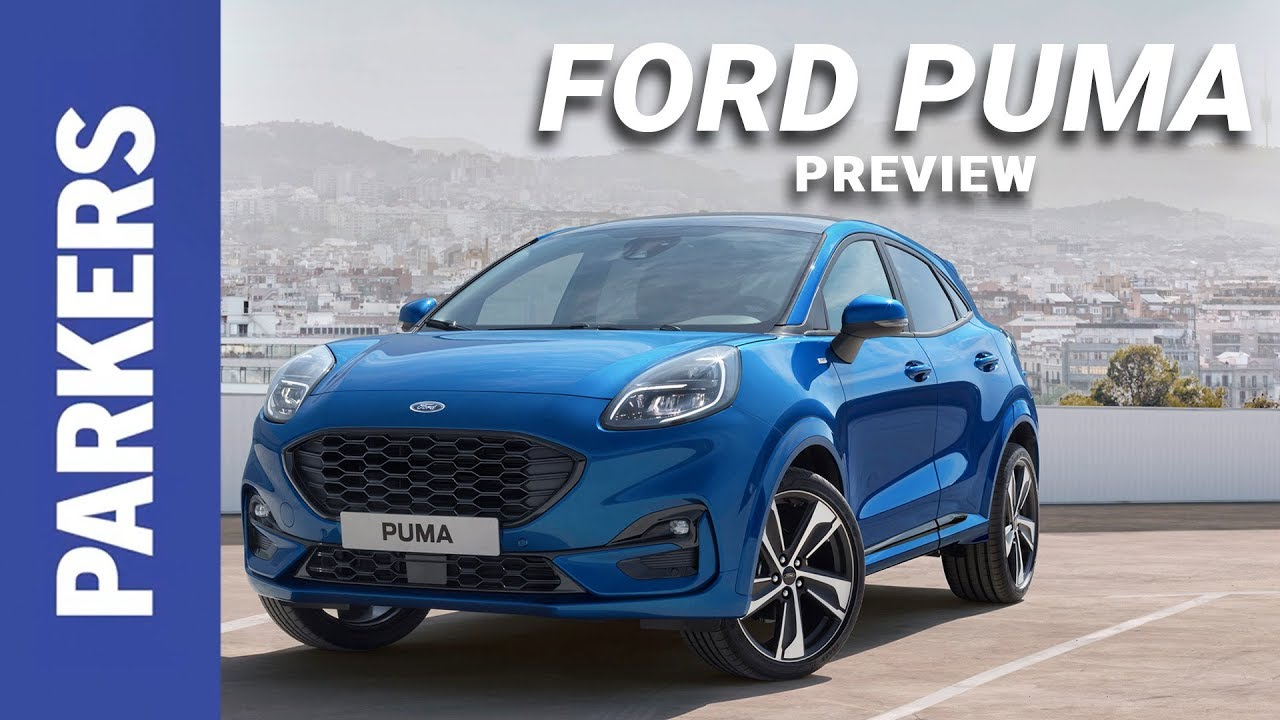Ford Puma In Depth Preview Is It Worthy Of The Puma Name Youtube