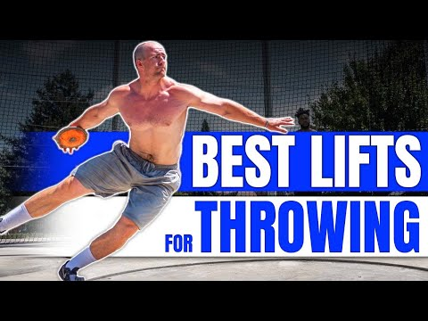 Top 3 Best Lifts for Shot Put and Discus Throwers