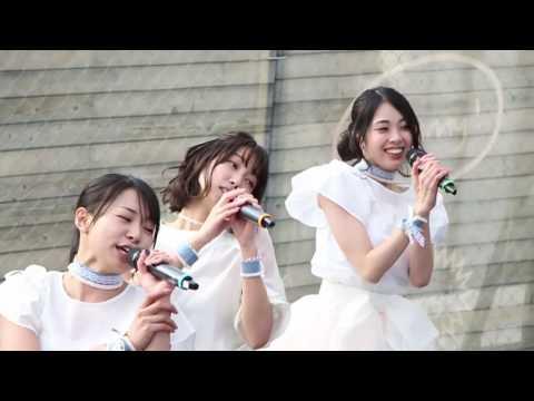 【さんみゅ〜】3月11日新曲「桜色プロミス」リリースイベントレポート@渋谷OIOI