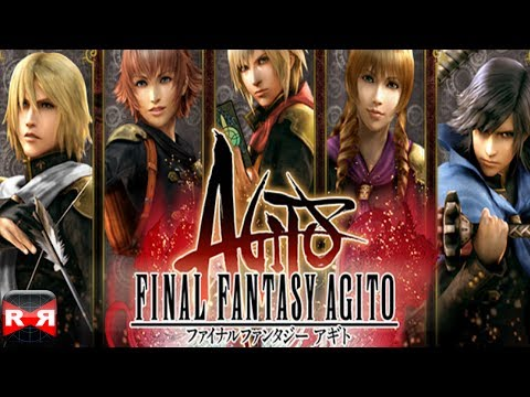 FINAL FANTASY AGITO (by SQUARE ENIX) [JP] - iOS - iPhone 5s (Sneak Peek) Gameplay