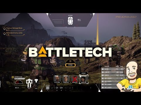 BATTLETECH - MechWarrior Universe |