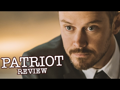 Patriot Review - Michael Dorman, Michael Chernus