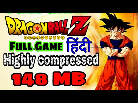 {148 MB} Dragon Ball Z Evolution Highly Compressed On Any Android Device With 1000% Proof In [Hindi]