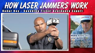 How Does A Laser Jammer Work - Radar Roy