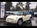 2003 MINI Cooper Hardtop Cpe +Dual Moonroof Review| Island Ford