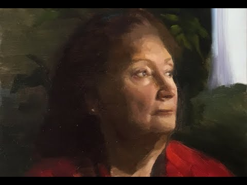 Portrait Painting in Oil | A Painter's Guide