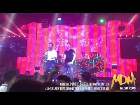 MDM Music Club - The Men Band - Để Em Rời Xa - 12/11/2016