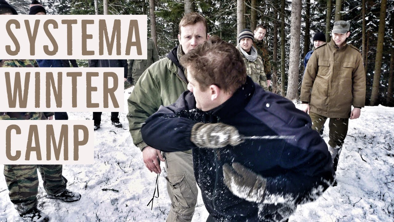 Systema winter camp 2013 - YouTube