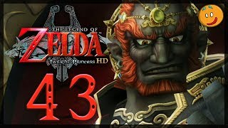 Face à Ganondorf #43 Let's Play Zelda Twilight Princess HD