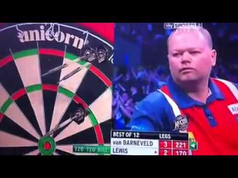 Singing Justice For The 96 at the darts match