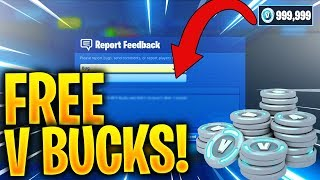 *WORKING* UNLIMITED FREE V BUCKS IN FORTNITE! SEASON 7 V BUCKS GLITCH!
