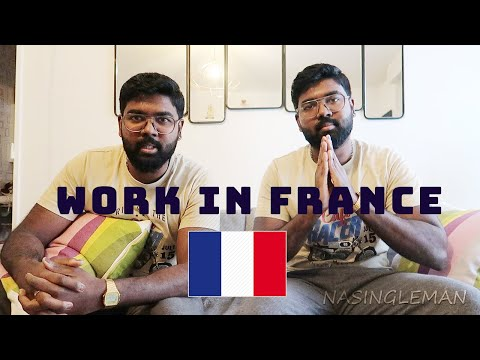 Work In FRANCE | தமிழ் | Tip's & Info | Advantage Of Working In France.