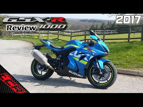2017 Suzuki GSXR-1000 | Ride Review - Better than the Fireblade?