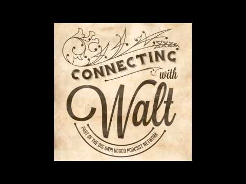 The Torch is Passed On | Connecting with Walt | 10/30/15