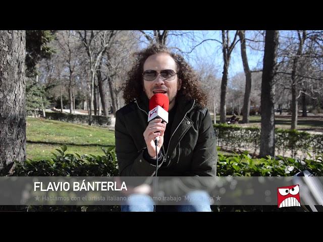Cuatro Preguntas: Flavio Bánterla