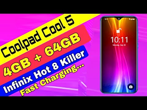 Coolpad Cool 5 Review ⚡ Infinix Hot 8 VS Coolpad Cool 5 in Hindi ⏩ Amit Technology