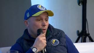 Хоккей. Олег Игнатьев рассказал о планах подготовки юниорской сборной Украины