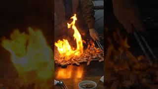 돼지고기 묵다가 불난 양산 호포 당구대철판삼겹살! Fi…