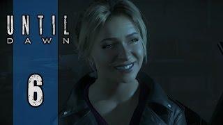 Until Dawn: Part 6 - BASEMENT SCARES - Gameplay / Walkthrough
