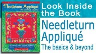Needleturn Appliqué The basics & beyond