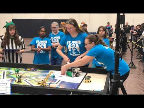 FIRST LEGO League Robotics Competition
