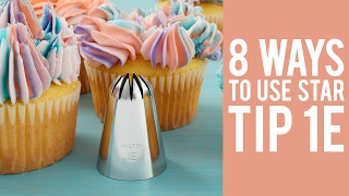 How To Decorate Cupcakes With Tip 1e