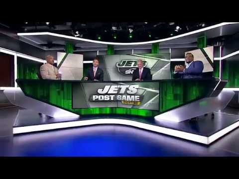 New York Jets VS New England Patriots: The Refs Get An F!!