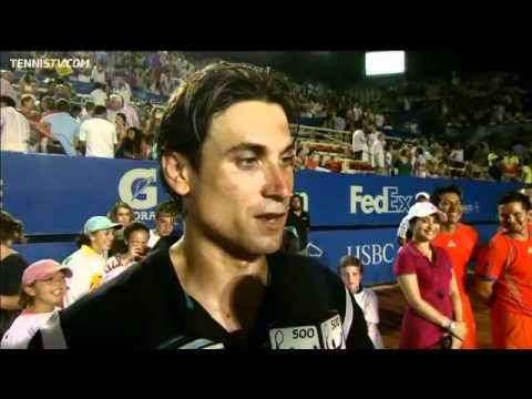 Ferrer 2012 Acapulco Final Spanish Interview