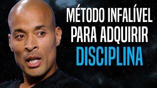 Voc adquire disciplina fazendo algo difcil vrias vezes  David Goggins Legendado em portugus