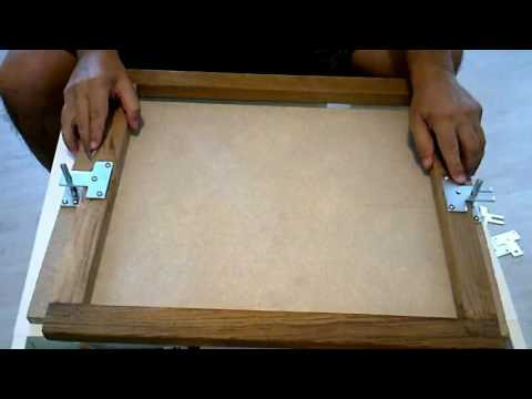 Building A Portable Multi Color Press For Screen Printing