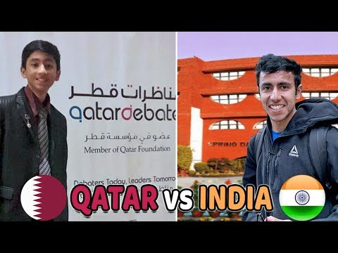 Studying in QATAR vs Studying in INDIA   Cost of Living, Stress Level, Competition