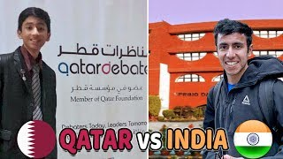 Studying in QATAR vs Studying in INDIA | Cost of Living, Stress Level, Competition