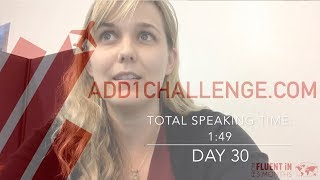 Learning Croatian in 90 Days with the Add1Challenge | Shannon