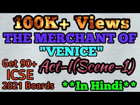 The Merchant Of Venice In Hindi.
