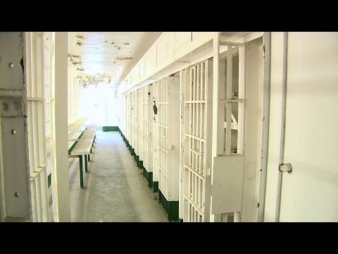 A tour of the historic Dallas County Jail, slated for demolition