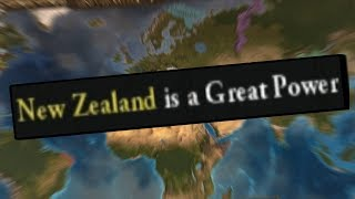 I Restarted Civilization On Earth And This Happened - Europa Universalis 4