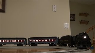 Review: Lionel Polar Express O Gauge Set w/LionChief Remote & RailSounds #30218