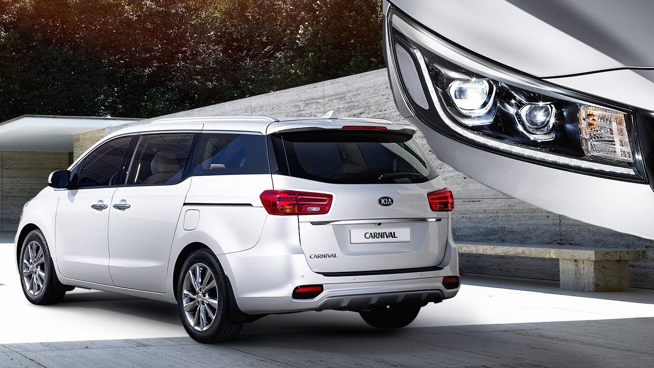 Kia Carnival Sedona Grand Carnival 2019 Youtube