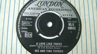ike & tina turner -- a love like yours