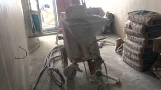 Анапа, 24 апреля, ремонт, штукатурка