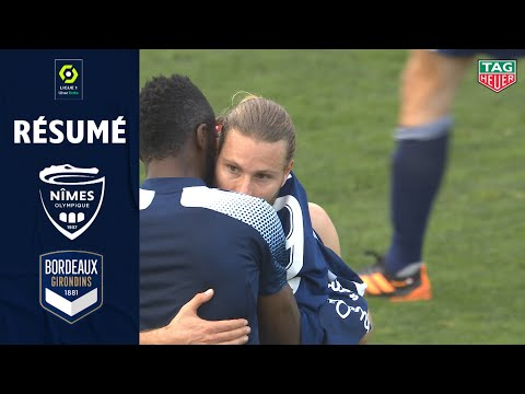 Nimes Bordeaux Goals And Highlights