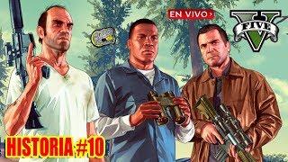 🔴 Continuando con la Historia | GTA V PC | #10 | En Español