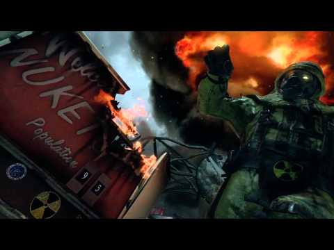 Call of Duty: Black Ops II - Nuketown Zombies Official Trailer