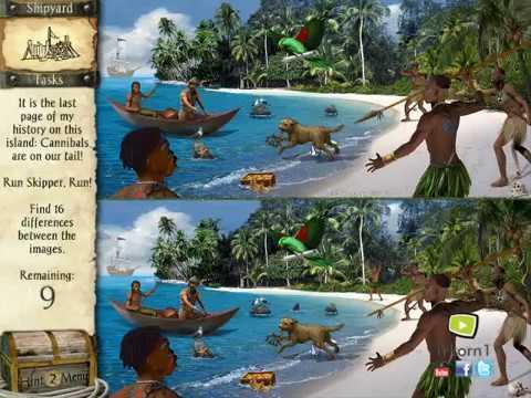 Marlo ile Adventures of Robinson Crusoe Oynuyoruz   Bölüm #6 Set Sail  